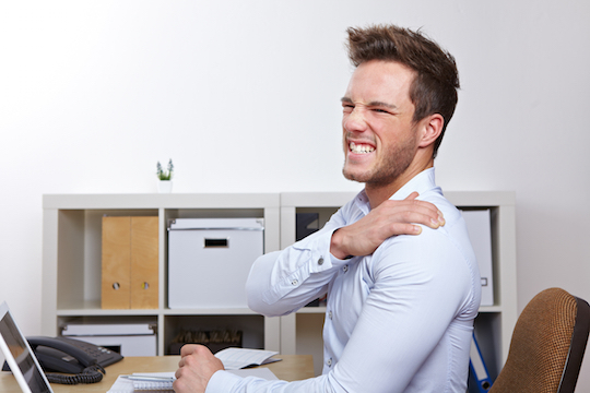 Work Ergonomic Advice Provided by Vancouver Chiropractor and ART Provider