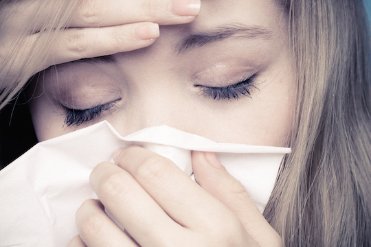 Allergy, Cold anf Flu Prevention Tips Provided by Vancouver Wellness Team