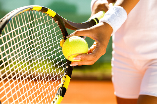 Tennis Stretches Provided by Vancouver Chiropractor