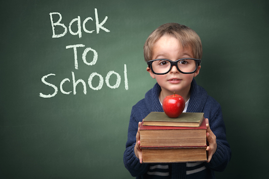 Vancouver Chiropractor and Registered Acupuncturist Provide Tips for Back to School