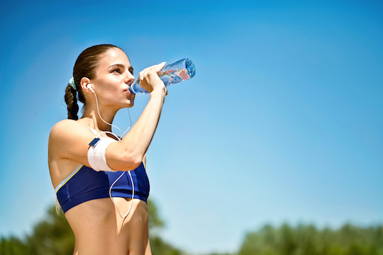 Sports Nutrition and Hydration Advice From Vancouver Chiropractor and Sports Therapy