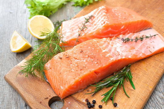 Salmon Recipes Provided by Vancouver Chiropractor