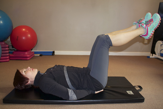 Core Exercise Provided by Vancouver Chiropractor