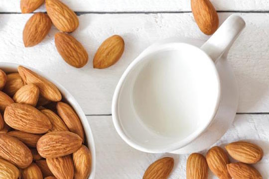 Almond Milk Recipe provided by Vancouver Chiropractor and ART Provider